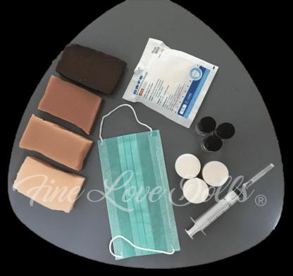 thermoplastic repair kit