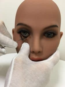 tpe dolls replace eyes