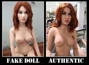 real authentic tpe dolls vs fake tpe dolls