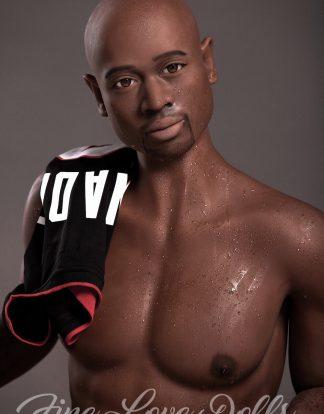 black male sex doll