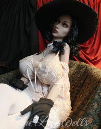 lady dimitrescu sex doll